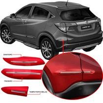 Kit Protetor De Parachoque Honda Hr-v Hrv Tipo Original