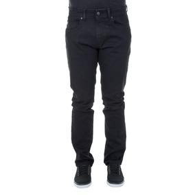 Calça Masculina Quiksilver Jeans Super Power Black
