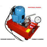 Bomba Hidraulica Manual,motorizada De Alta Pressão 15.000lbs
