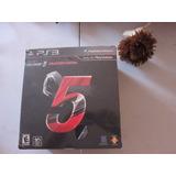 Gran Turismo 5 Edición Coleccionista Nuevo Sellado Ps3
