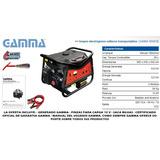 Grupo Electrogeno Gamma 6500v 6 Kva 13 Hp Arranque Electrico