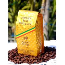 Café Blue Mountain De Jamaica Marley Coffee En Grano, 227g !