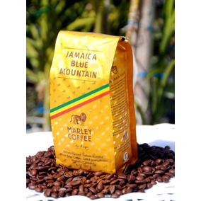 Café Blue Mountain De Jamaica Marley Coffee En Grano, 227g !