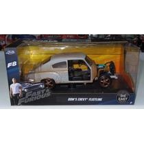 1:24 Chevrolet Fleetline 51 Rapido Y Furioso 8 Jada C Caja