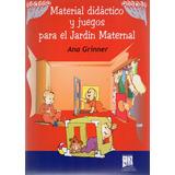 Material Didáctico Y Juegos Jardín Maternal Grinner (pu)
