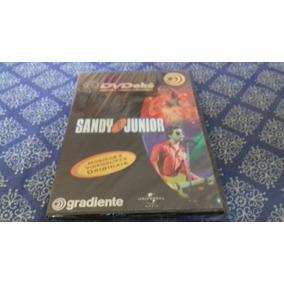Dvd Sandy E Junior Karaoke E Videoclips Original (a)