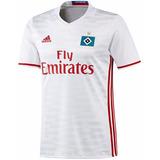Camisa Hamburgo (alemanha) Unif. 1 - 2016/2017 Frete Grátis