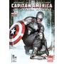 Capitán América. La Leyenda Viviente. Editorial Ovni Press