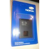 Bateria Original Nokia Bl-4d Nokia N8, N97 Mini,e5,e7 Moron
