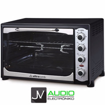 Horno Electrico Ultracomb Grill Spiedo 100 Litros Uc-100rcl