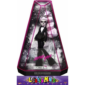 Monster High Zomby Lady Gaga ** Pronta Entrega **