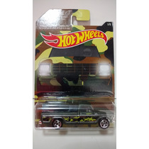 Hotwheels Ford 1979 F-150 Camouflage