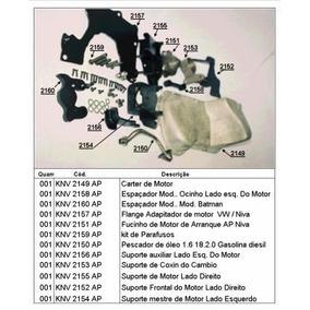 Br2000 Legitimo Kit Ap Vw Para Lada Niva