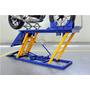 Elevador Hidráulico Para Motocicletas Chapa Xadrez P/400 Kg
