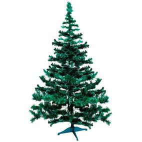 Árvore De Natal Pinheiro Grande Verde 1,8m C/ 290 Galhos