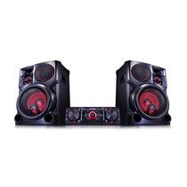 Mini System Lg Cm9760, 2700 Watts Rms, Multi Bluetooth, Usb