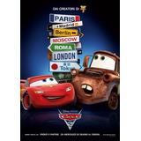 Afiches/ Poster De Películas Cine Cars 2