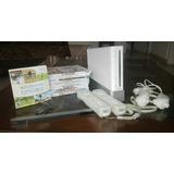Nintendo Wii Chipeado+juegos Gratis