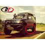 Rockslider / Estribo Montero Dakar Bt4x4