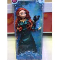 Muñeca De Brave O Merida, Valiente Son De Disney