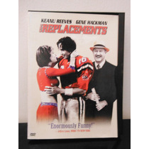 The Replacements Import Movie - Keanu Reeves - Gene Hackman