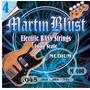Martin Blust - M400 Encordado Para Bajo 4 Cuerdas 0.45 0.105