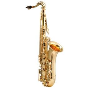 Saxofone Tenor Michael Wtsm35 Acompanha Pad Save E Case Fibr