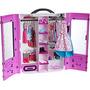 Juguete Barbie Fashionistas Último Closet, Púrpura