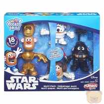 Sr Cara Papa Star Wars 18 Pzas Multipapas Playskool Cjamalt