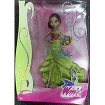 Juguete Winx Club Tecna Muñeca De Mattel