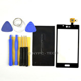 Lcd Touch Screen Digitizer Para Lg Optimus L7 P700 P705 Tape