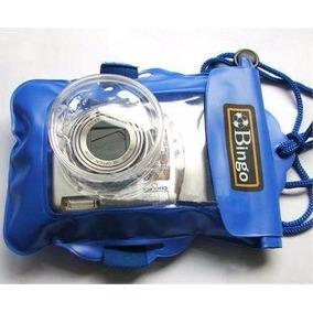 Capa Bolsa Case Estanque Maquina Digital Prova Dagua Id1983