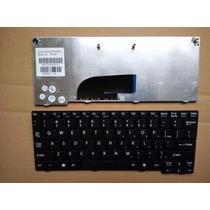Teclado Netbook Sony Vaio Pcg-21311x V091978as1 Black Us