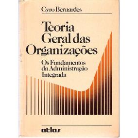 Livro:teoria Geral Das Organizações + Livro De Exerci (582)