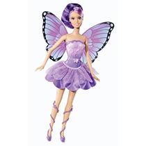 Juguete Barbie Mariposa Y La Princesa De Hadas Amigos De La