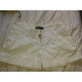 Vendo Short Branco Da Morango Moreno