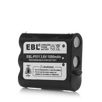 Bateria Pila Para Telefono Panasonic P-p511 Hhr-p402 Er-p511