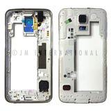 Middle Frame Rear Housing Bezel Camera Lens Galaxy S5 G900t
