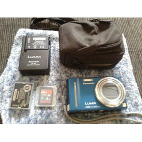 Câmera Fotográfica Panasonic Lumix Dmc-zs7