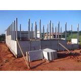 Kit Casa Pré-fabricada 51.33 Mt2 Blockfort Araçariguama