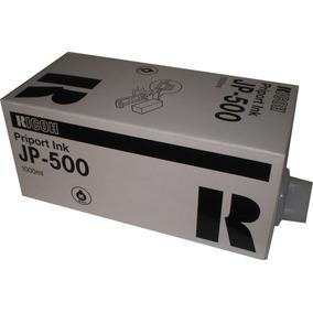 Tinta Jp-5000, Duplicador Jp5000 Y Jp5500 Ricoh