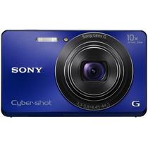 Camara Fotografica Sony Cyber-shot Dsc-w690 Azul