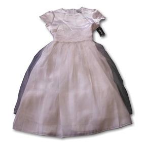 Vestido Sugar Plum Niña Talla 7 Años Saldo Cw2