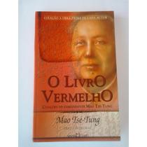 Livro: O Livro Vermelho: Mao T-sé - Tung - Ed. Martin Claret