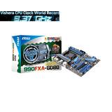 Msi 990fxa-gd80 V2 Am3+ Amd 990fx Usb 3.0