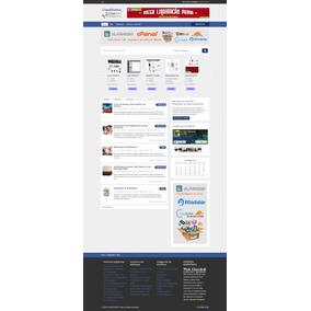 Site Classipress 3.5.4 Completo, Atualizado + Carrossel Pro