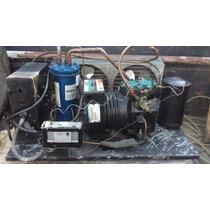 Unidad Condensadora Copelan 1 1/12hp Semiabiert Refrigerador