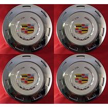 4 Piezas. Gm Cadillac Escalade De Color Cresta 22 \del Cen