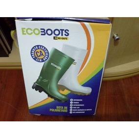 Bota De Poliuretano Ecoboots Pure-safe Original