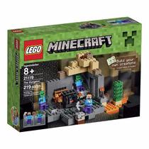 Lego Minecraft Modelo 21119 Orig. 219 Piezas Juguetes Nenes